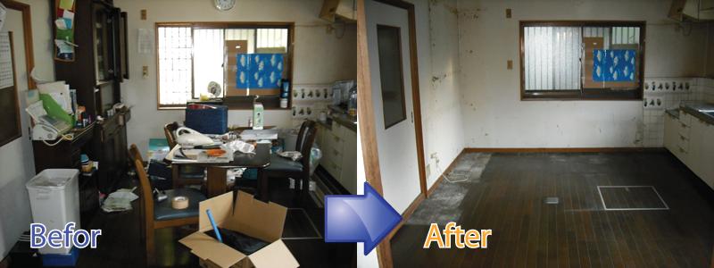 広島県で引越しの際の不用品回収・不用品処分は広島リサイクルジャパン
