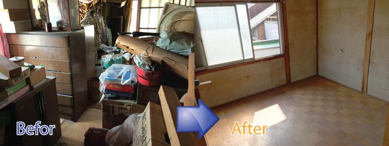 広島県で遺品整理をはじめ不用日回収は広島リサイクルジャパン